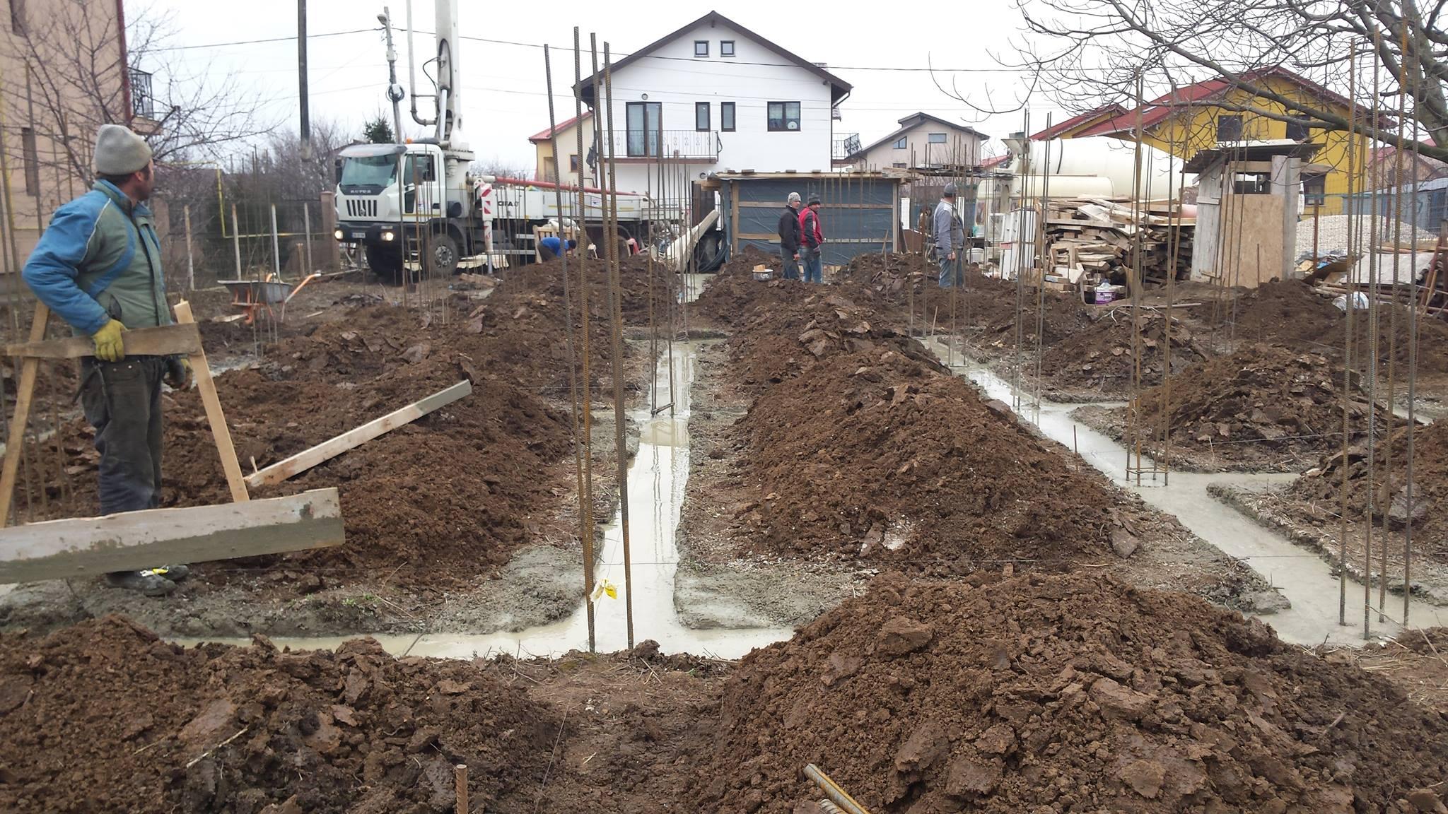 duplex tunari fundatie beton simplu si soclu armat 2