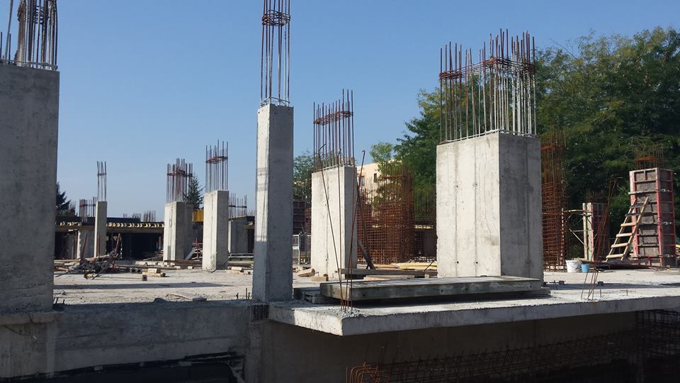 cadre din beton armat strada ciocanesti proiectant ideal proiect