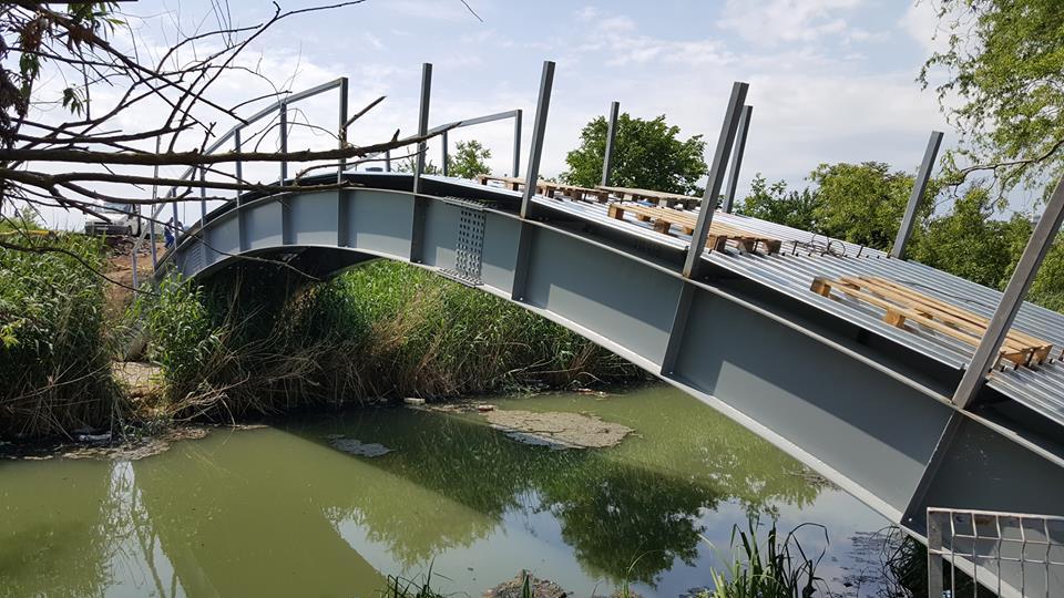 pod pietonal peste balta pasarea tunari ilfov proiectant ideal proiect ae lulea marius si cristian olaru